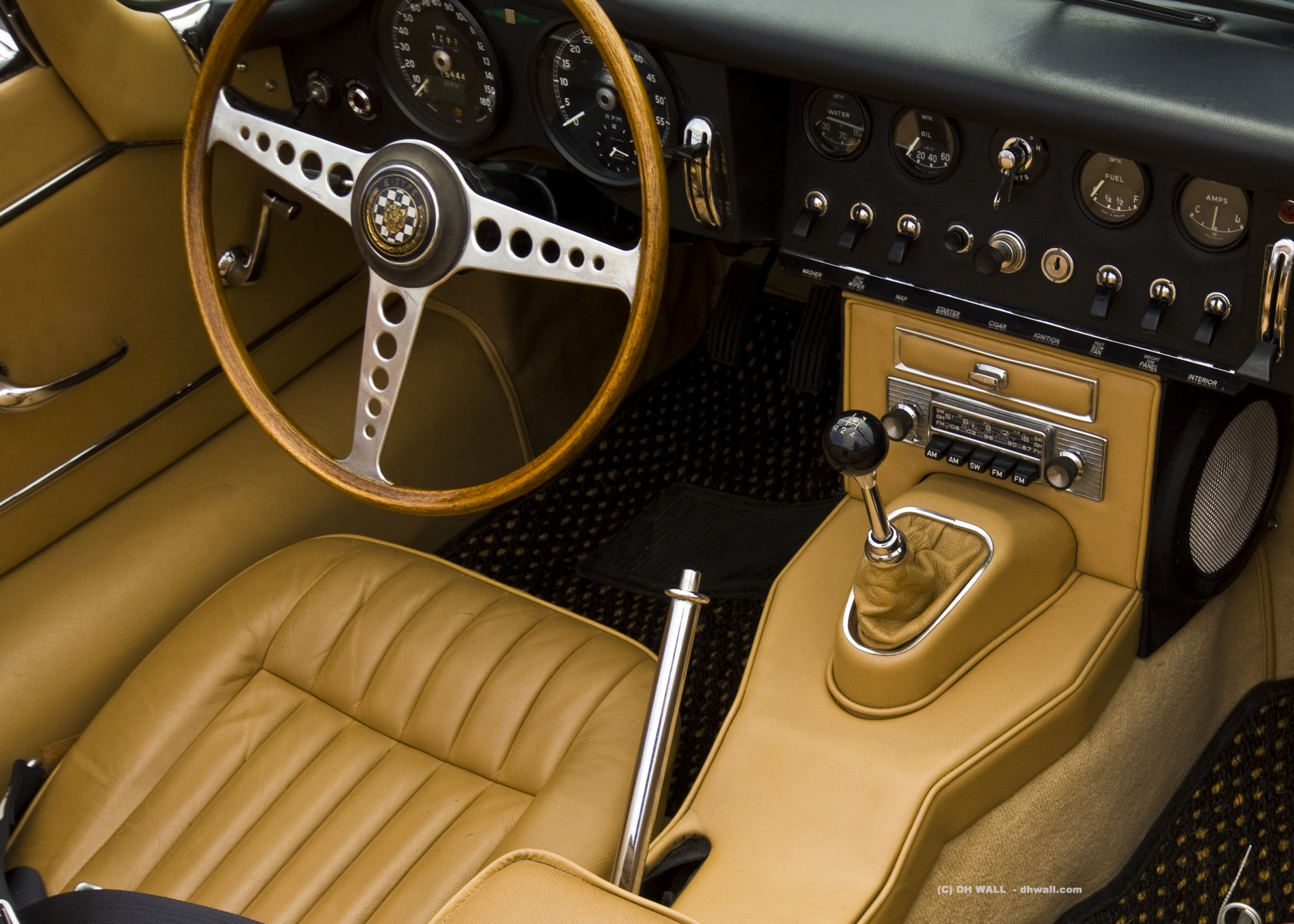 Jaguar Interior Cars Interior Pinterest